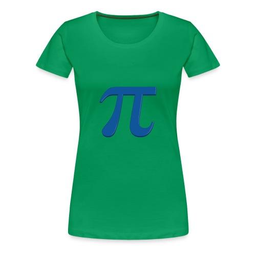 Pi - Camiseta premium mujer