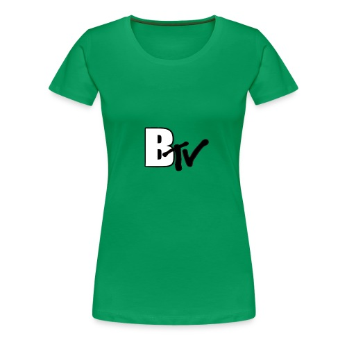 BTV MERCH - Frauen Premium T-Shirt
