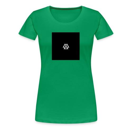 Its my logo for youtube - Women's Premium T-Shirt