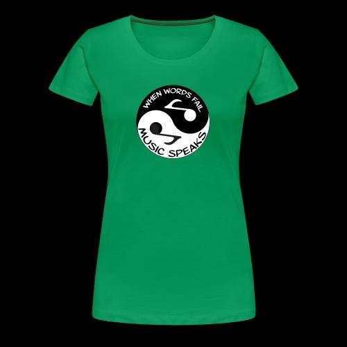Yin Yang - Women's Premium T-Shirt
