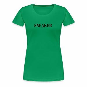 Sneaker - Frauen Premium T-Shirt
