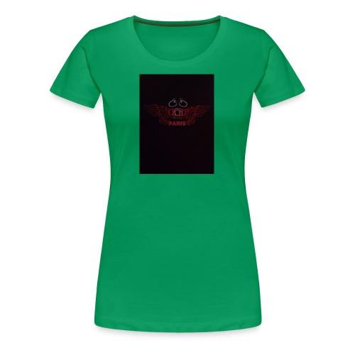 KDM - T-shirt Premium Femme