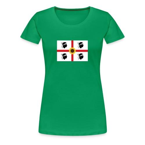 Girasoli_Sardegna - Frauen Premium T-Shirt