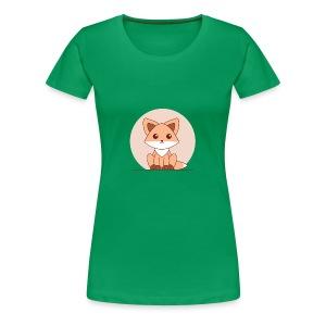 Shirt Vosje - Vrouwen Premium T-shirt