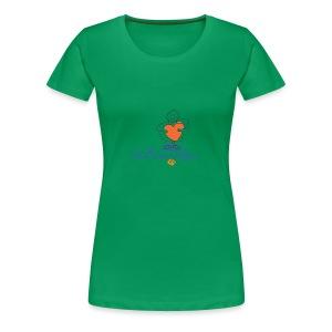 vtw Glücksbringer - Frauen Premium T-Shirt