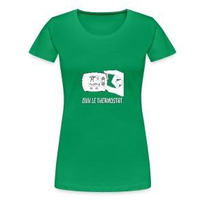 PCLP2 - T-shirt Premium Femme