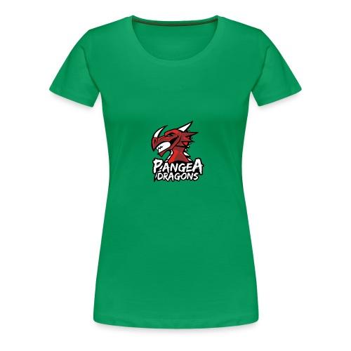 PanGea Dragons - Red - Frauen Premium T-Shirt