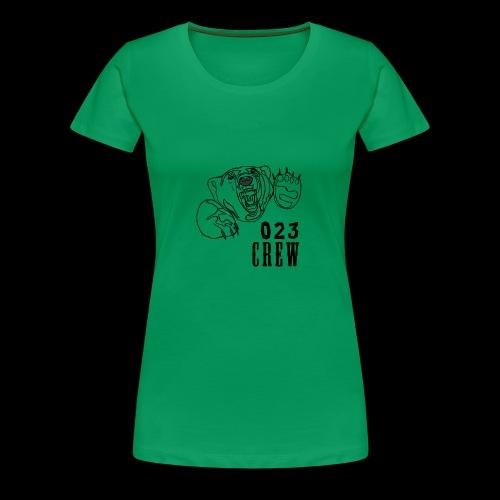 023 Crew - Frauen Premium T-Shirt