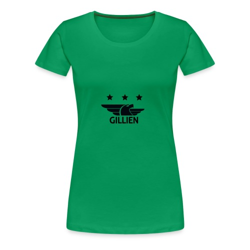 GILLIEN CASUAL WEAR - Premium T-skjorte for kvinner
