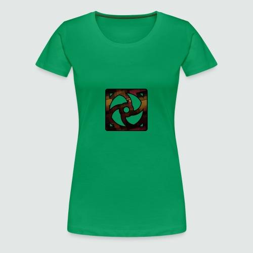 Logo skydesign n°3 - T-shirt Premium Femme