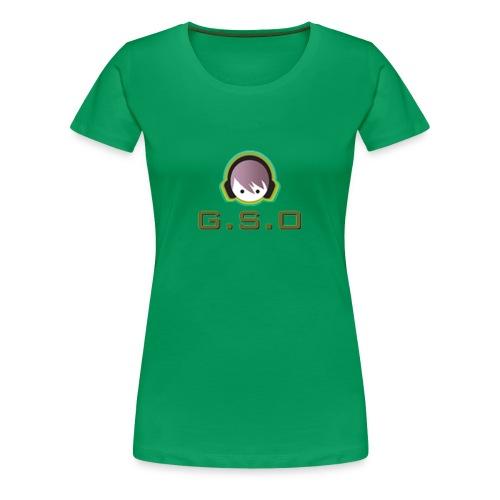 Gaming Spain Online - Women's Premium T-Shirt