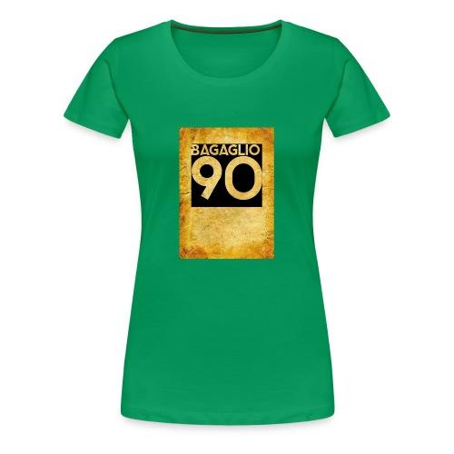 Anni 90 - Maglietta Premium da donna