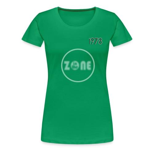 In the Zone 1978 - Camiseta premium mujer