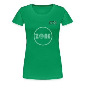 In the Zone 1978 - Camiseta premium mujer