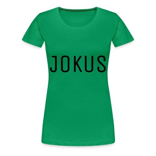 Jokus - Vrouwen Premium T-shirt