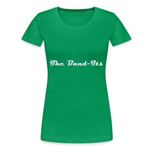The Band-Its rugtas - Vrouwen Premium T-shirt