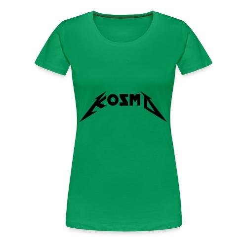 Metal lica Kosmo - Frauen Premium T-Shirt