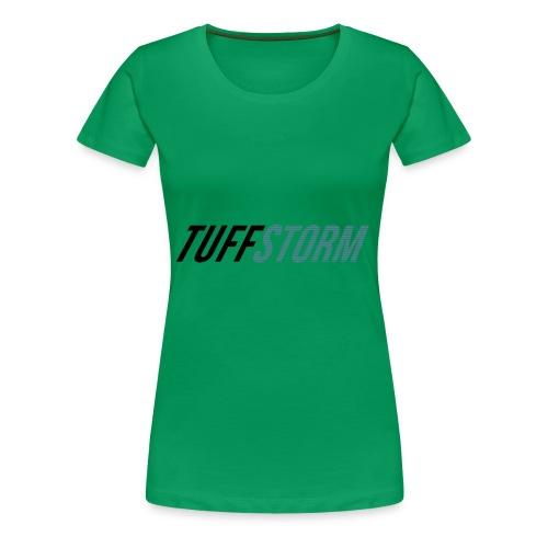 tuffstorm - Frauen Premium T-Shirt