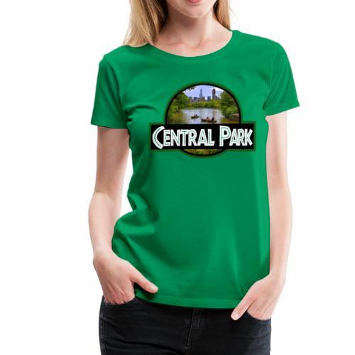 Central Park - T-shirt Premium Femme