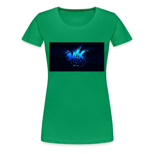 MAX merch - Frauen Premium T-Shirt
