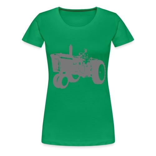 4010 - Women's Premium T-Shirt