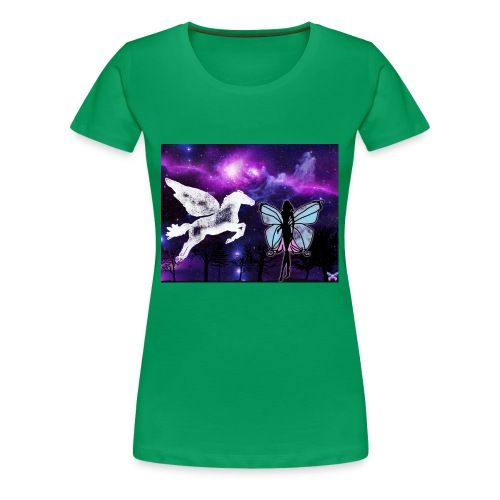 Pegase - T-shirt Premium Femme