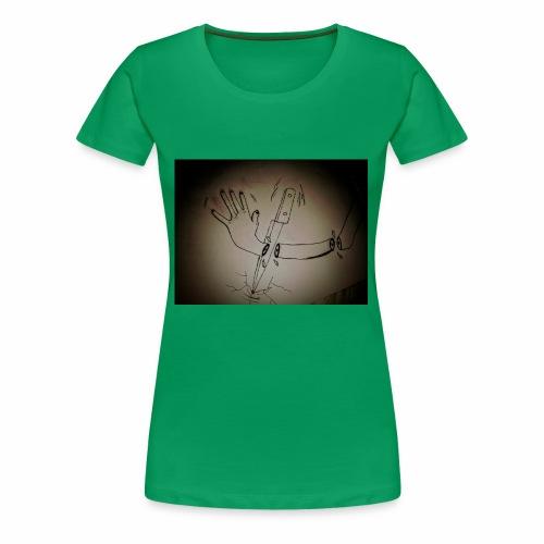 IMG 20171025 214449 - Camiseta premium mujer