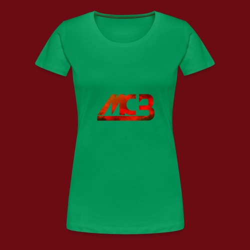 MCB nektasje swek - Vrouwen Premium T-shirt