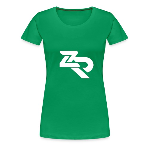 ZR Hoodie - Dame premium T-shirt