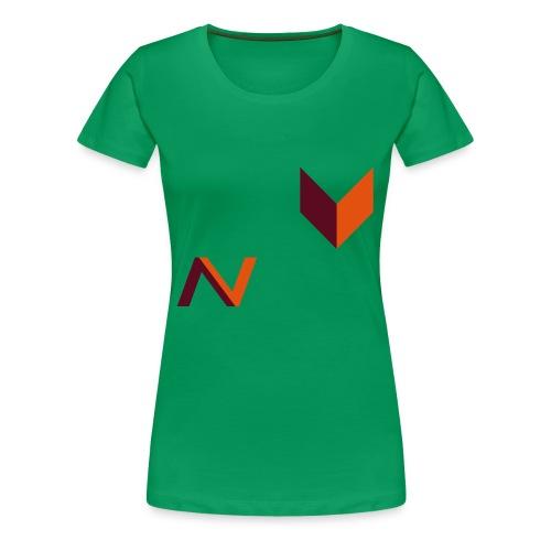 LOGO_FINAL - Camiseta premium mujer