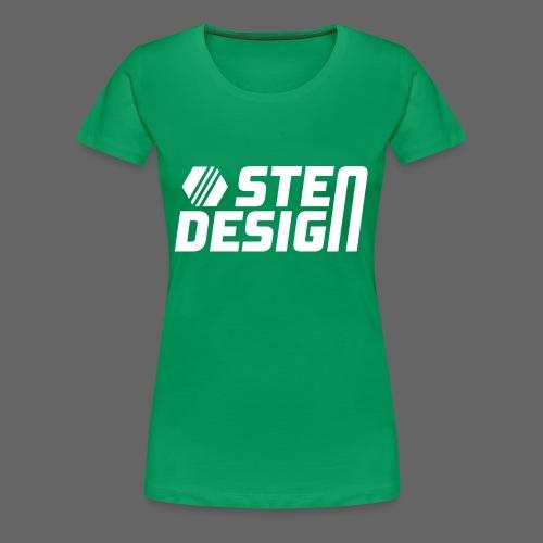 StenDesign T-Shirt - Women's Premium T-Shirt