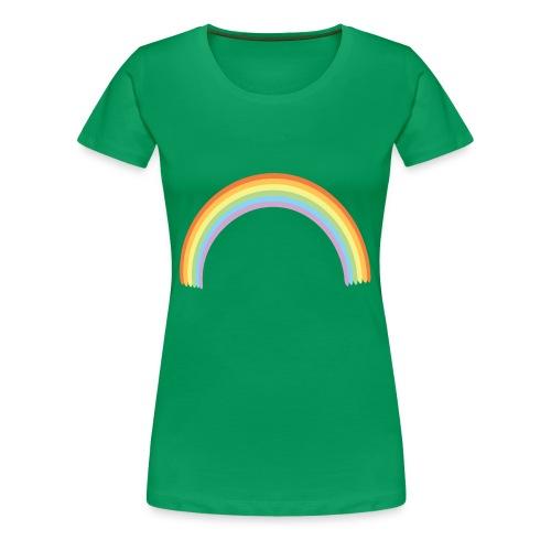 Arco Iris - Camiseta premium mujer