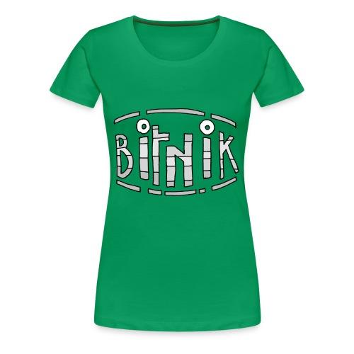 bitnikballon - T-shirt Premium Femme