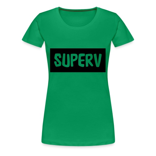 SUPERV - Women's Premium T-Shirt