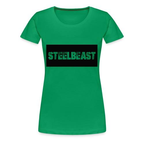 Til kl r - Premium T-skjorte for kvinner