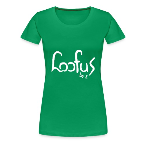 Loofus By S. BLACK - Vrouwen Premium T-shirt