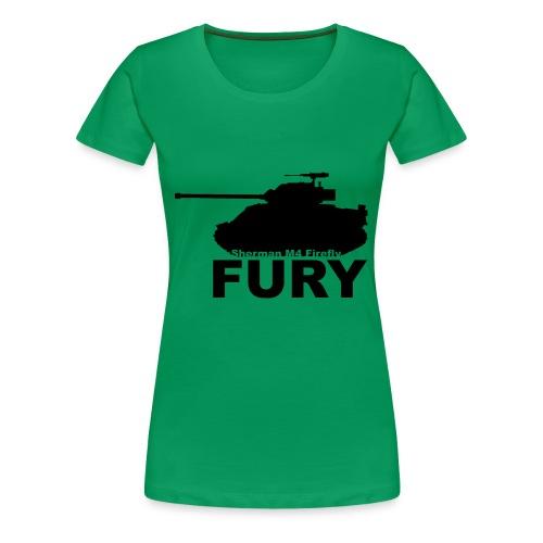 fireflyfuryblack - T-shirt Premium Femme