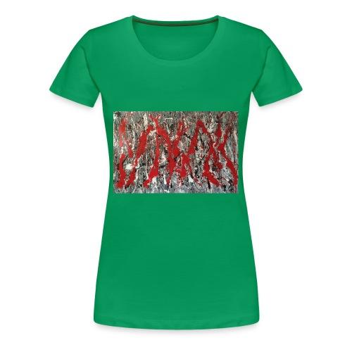 Inferno - T-shirt Premium Femme