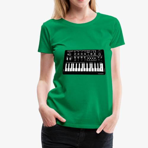 Synthesizer - Vrouwen Premium T-shirt