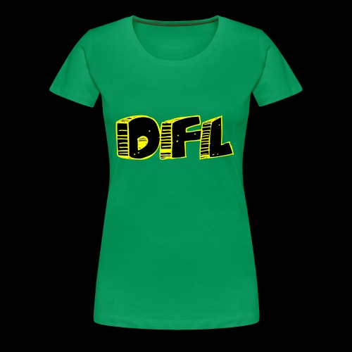 DFunctionaL Logo - Women's Premium T-Shirt