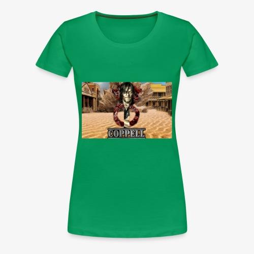 TLMZ COPPELL - Women's Premium T-Shirt