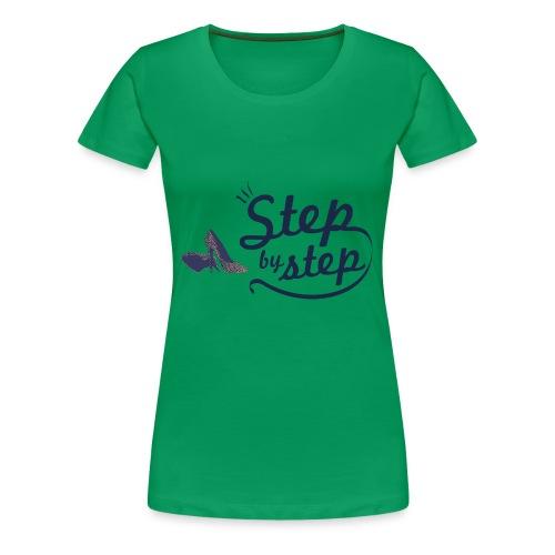 escarpins pailletes - T-shirt Premium Femme
