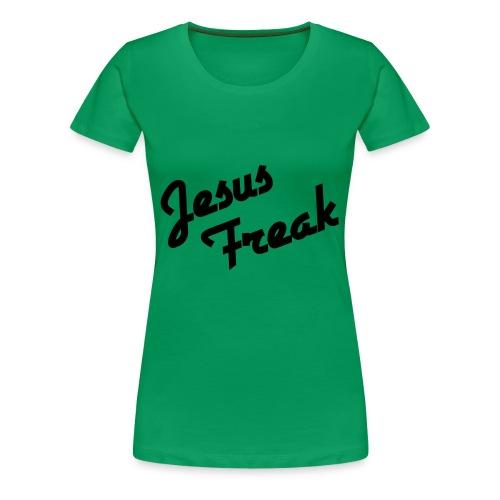Jesus Freak - Vrouwen Premium T-shirt