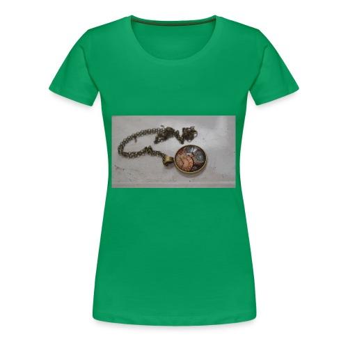 steampunk_collar - Camiseta premium mujer