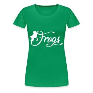 frogo - T-shirt Premium Femme