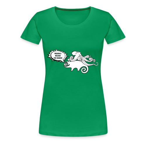 Beta7 - Frauen Premium T-Shirt