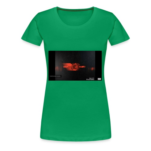 Merch Zockergamer078 - Frauen Premium T-Shirt