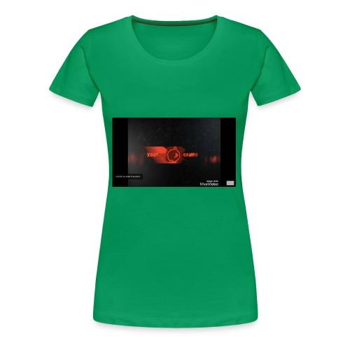 zockergamer--samsam shop - Frauen Premium T-Shirt