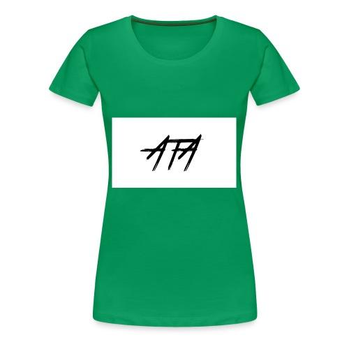ATA buttons - Women's Premium T-Shirt