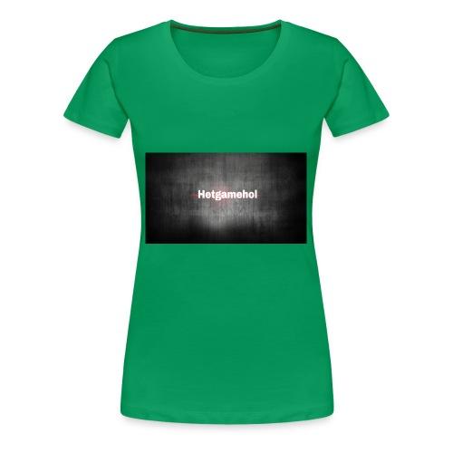 image - Vrouwen Premium T-shirt